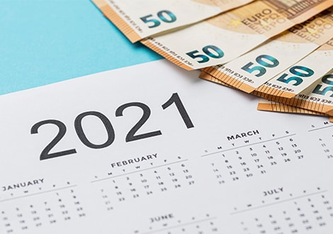 Adóváltozások 2021-ben
