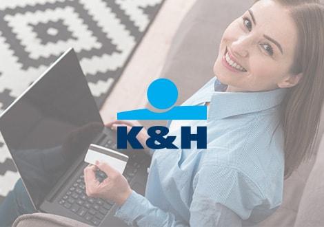 Üzleti partnerünk a K&H bank